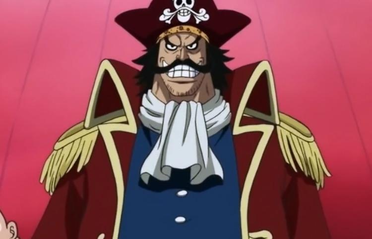 Gol D. Roger One Piece anime screenshot