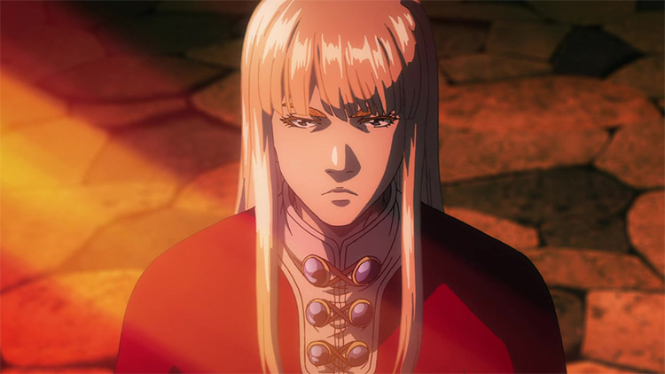 Canute from Vinland Saga anime