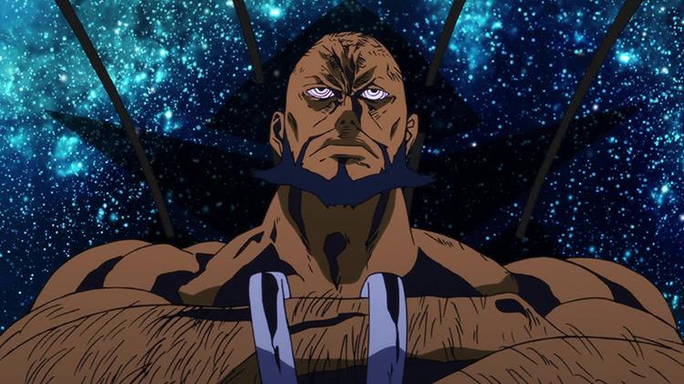 Lordgenome in Tengen Toppa Gurren Laganna anime