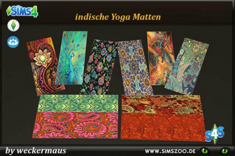 Yoga Rugs Orient TS4 CC
