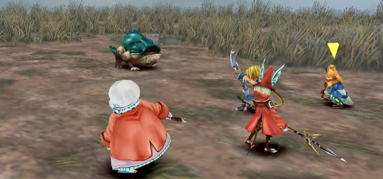 12 Best Blue Magic Spells in Final Fantasy IX (And How To Get Them)