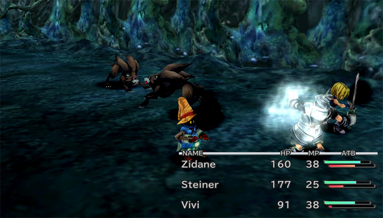 Antibody Support Ability in FF9