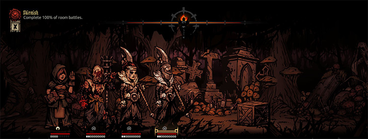 More dungeon background variations - Crimson Court add on mod