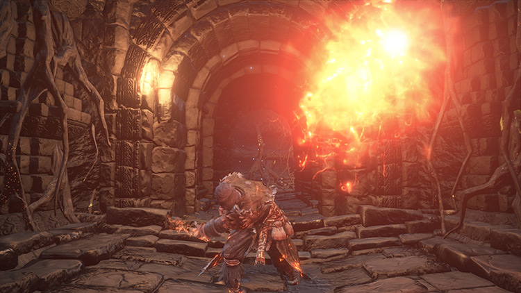 Great Chaos Fire Orb in DS3