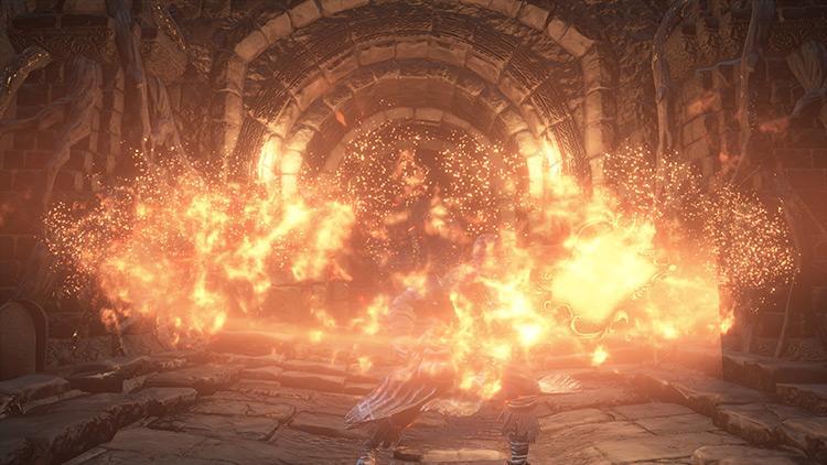 Flame Fan Dark Souls 3