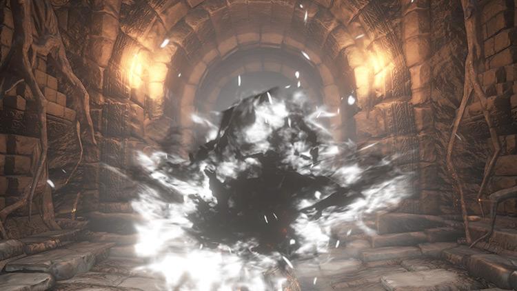 Black Flame from Dark Souls 3