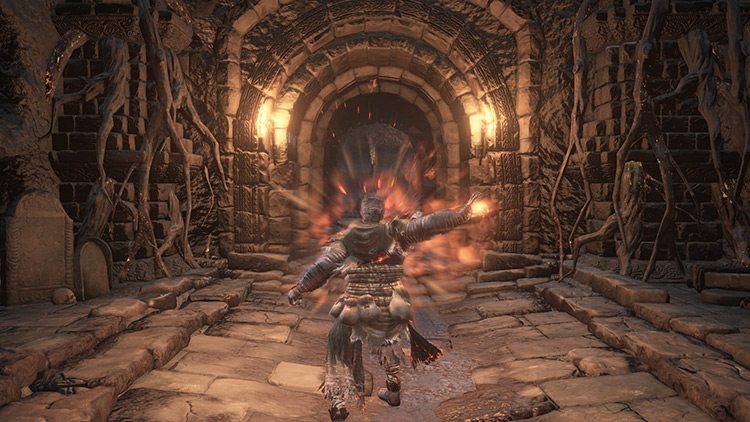 Profaned Flame in DS3