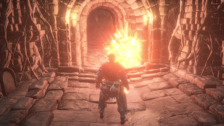 Seething Chaos from Dark Souls 3