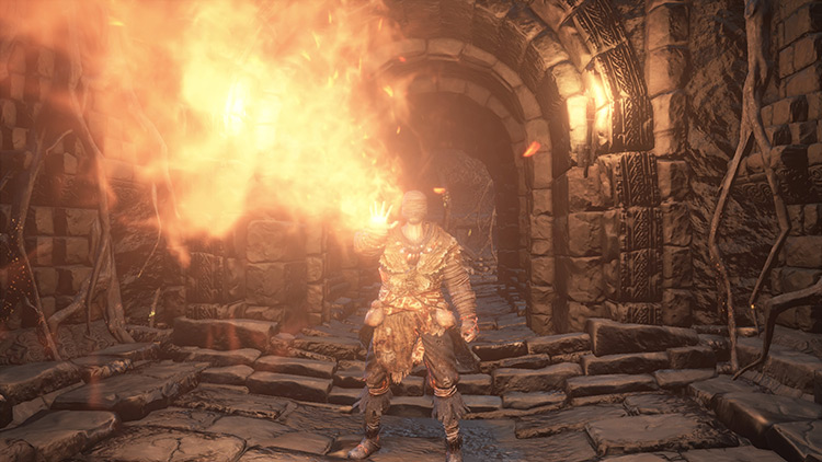 Fire Surge in DS3