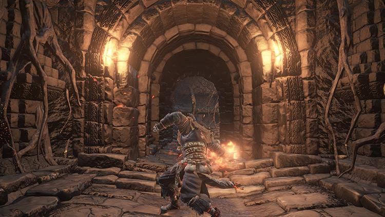 Fire Orb Dark Souls 3