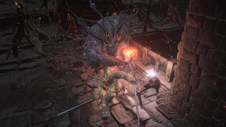 Carthus Beacon from Dark Souls 3