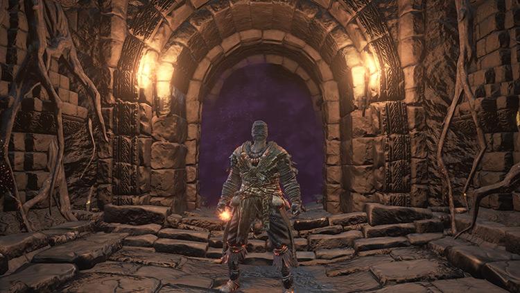 Toxic Mist Dark Souls 3 screenshot