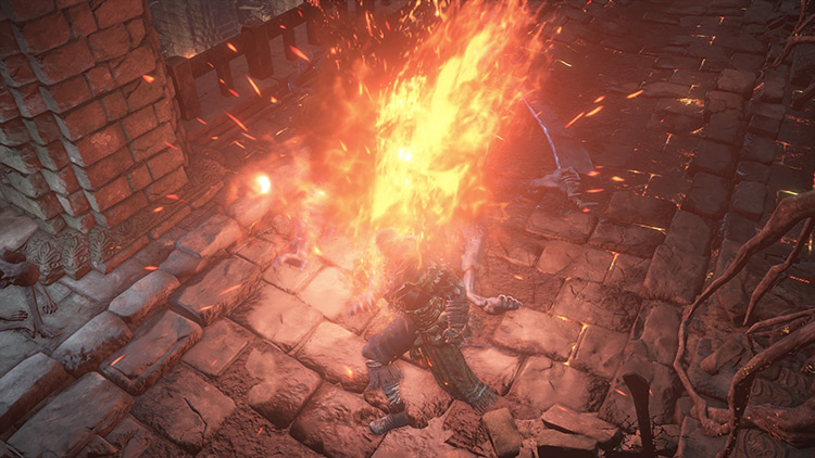 Sacred Flame in DS3