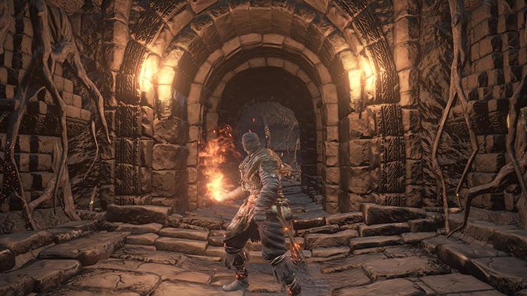 Fireball Dark Souls 3