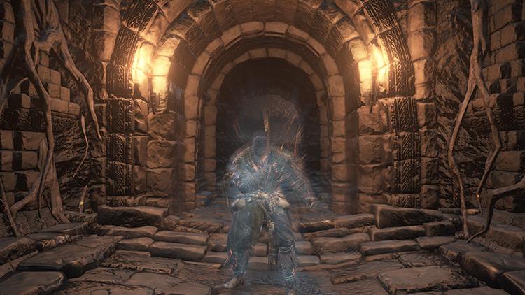 Flash Sweat from Dark Souls 3