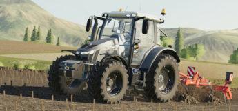 Massey-Ferguson 5700S Tractor Mod for FS19