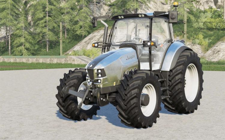 Lamborghini Nitro 100 Tractor for FS19