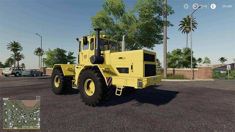 Kirovec K-700 Tractor Mod