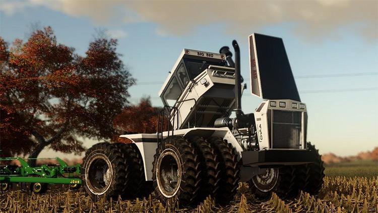 FS19 Big Bud 450 1990 Tractor