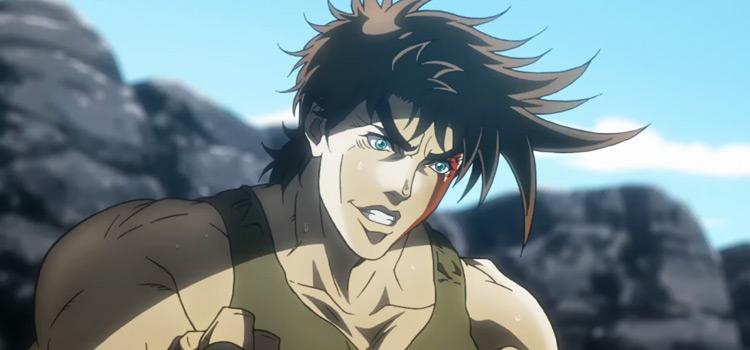 Joestar JJBA Anime Screenshot