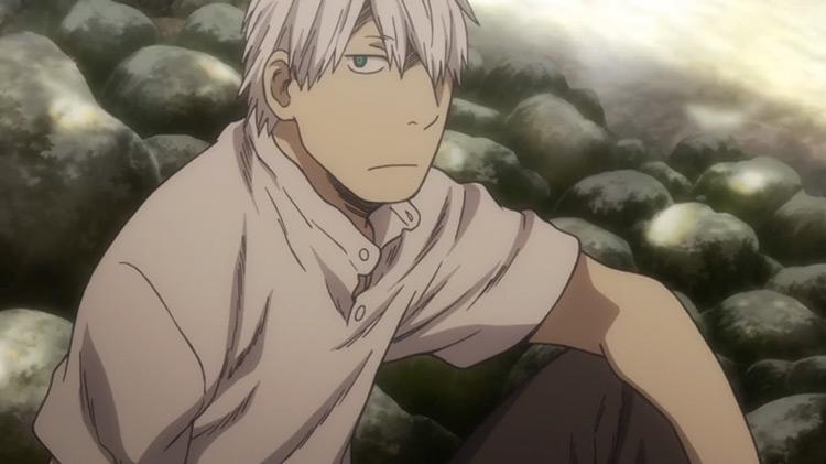 Mushi-Shi anime screenshot