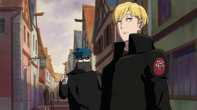 ACCA: 13-Territory Inspection Dept. anime