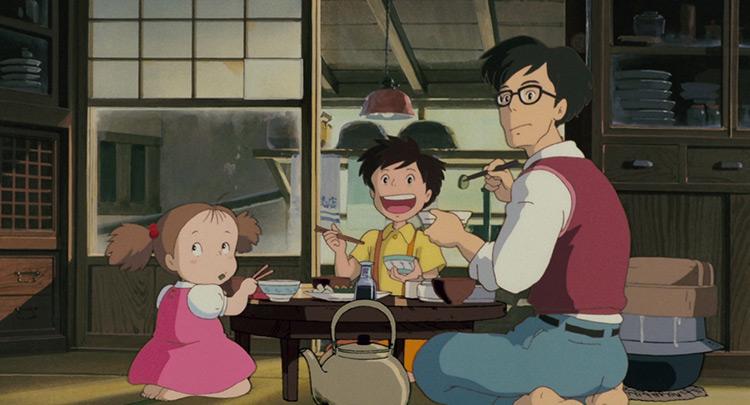 My Neighbor Totoro anime screenshot