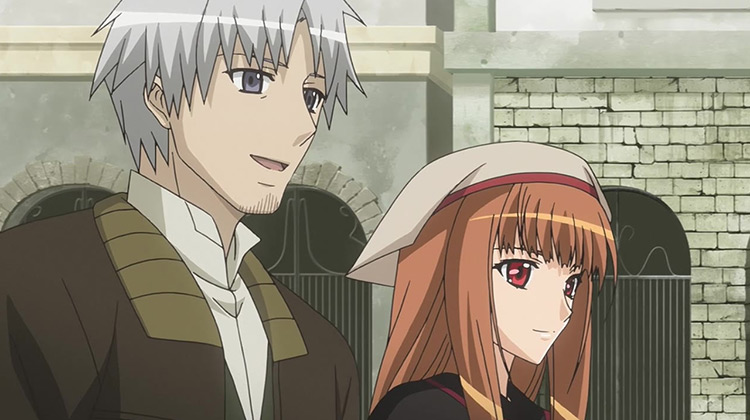 Spice and Wolf anime