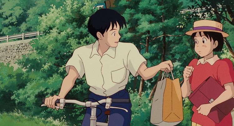 Whisper of the Heart anime