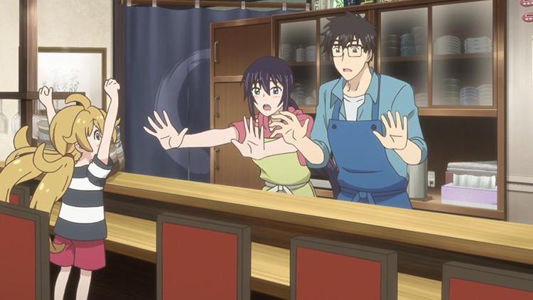 Sweetness and Lightning anime