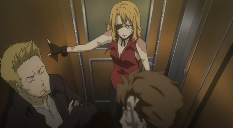 Baccano! anime screenshot