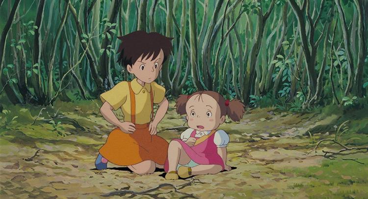 My Neighbor Totoro kids anime screenshot