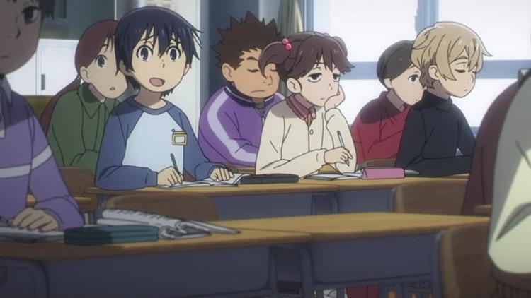 Erased anime screenshot