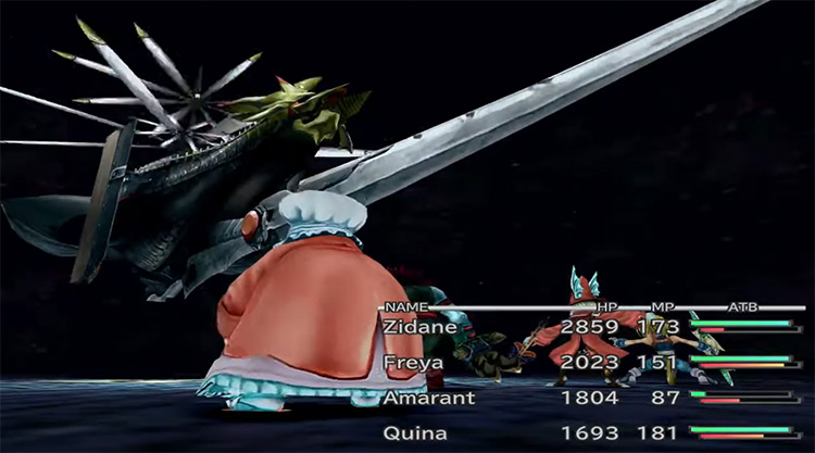 Ark Final Fantasy 9 boss