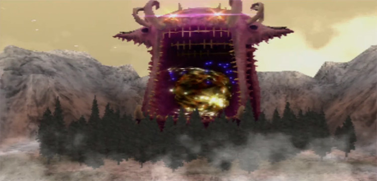 Atomos Summon in FF9