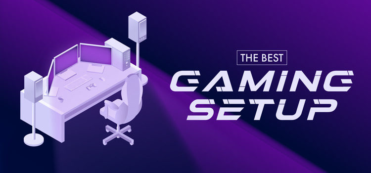 The Best Home Gaming Setup Competition