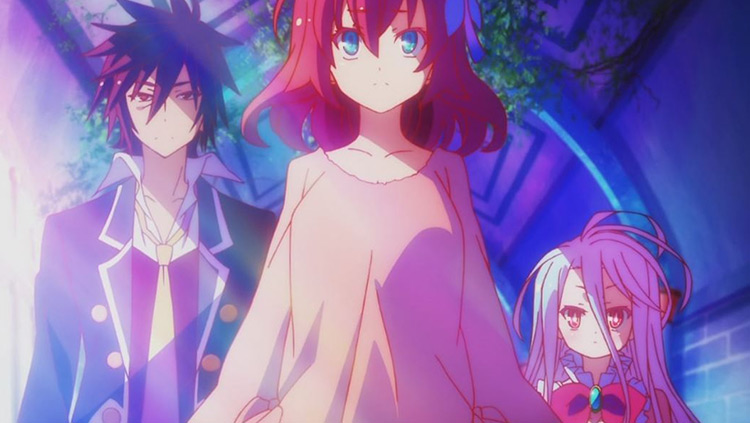 No Game No Life screenshot
