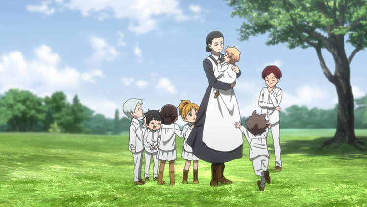 The Promised Neverland screenshot