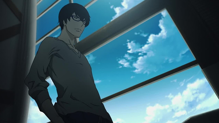 Terror in Resonance anime