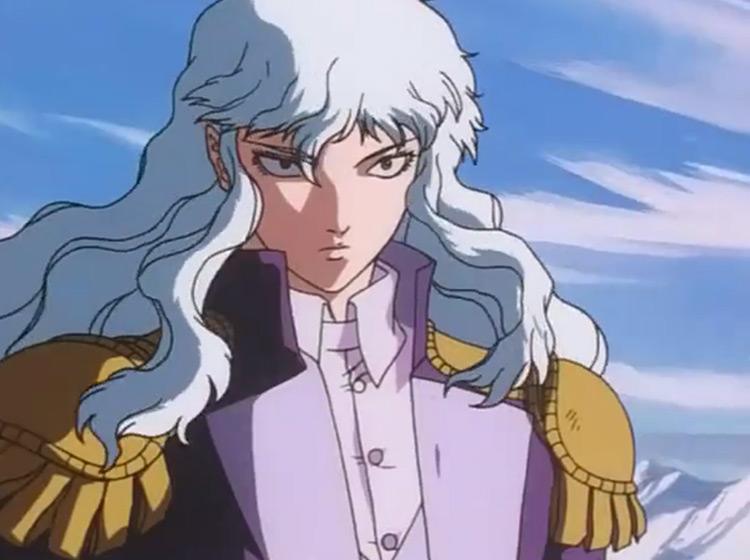 Griffith in Berserk anime