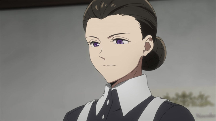 Isabella from The Promised Neverland anime