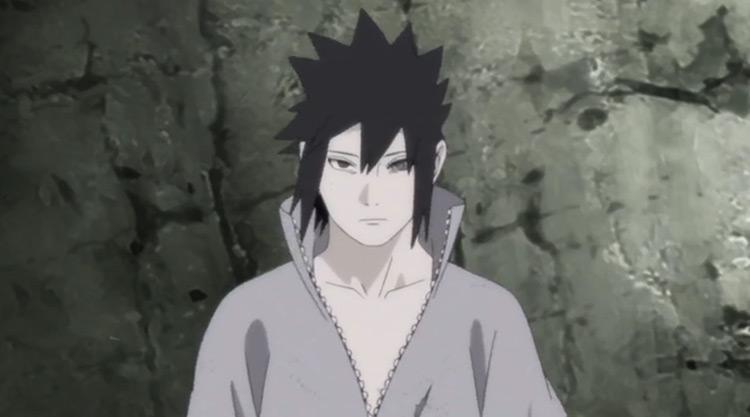 Sasuke Uchiha from Naruto Shippuden