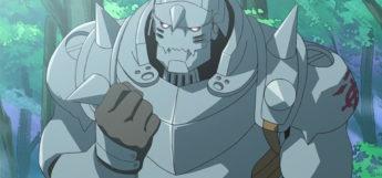Alphonse Elric Suit of Armor - FMA Screenshot