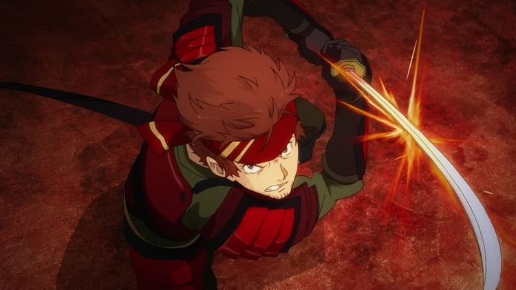 Ryoutarou Tsuboi from Sword Art Online
