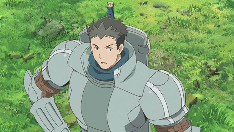 Naotsugu from Log Horizon anime