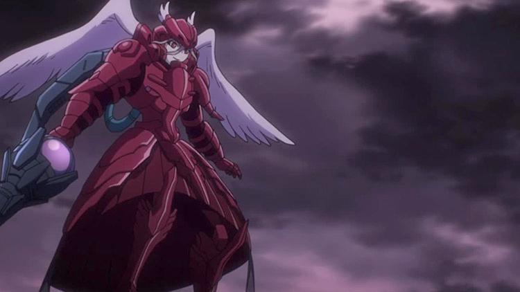 Shalltear Bloodfallen in Overlord