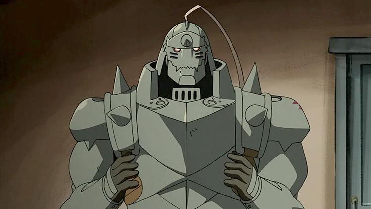 Alphonse Elric from Fullmetal Alchemist: Brotherhood