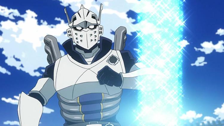 Tenya Iida My Hero Academia anime screenshot