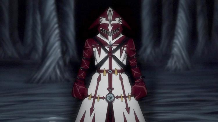 Feitan Pohtoh in Hunter x Hunter anime