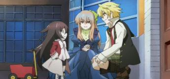 Pandora Hearts - Anime Characters Screenshot